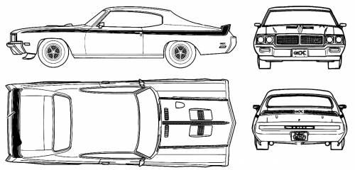 1970 buick 455 ledningsdiagram