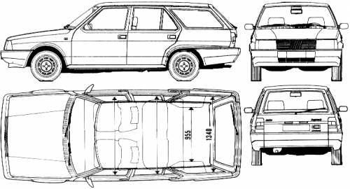 1965 peugeot 2 door cars