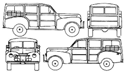 wiring co vu auto electrical wiring diagramblueprints u0026gt cars u0026gt ford u0026gt ford c11adf station wagon ca