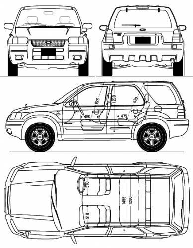 ford escape seat belt diagram