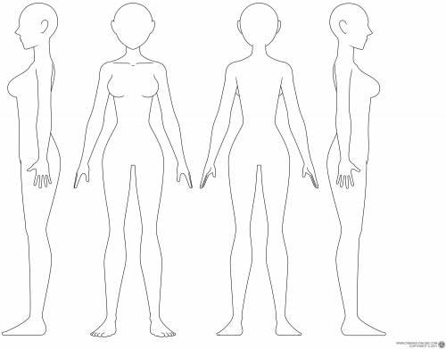 Blueprints \u003e Humans \u003e Humans \u003e Female Template