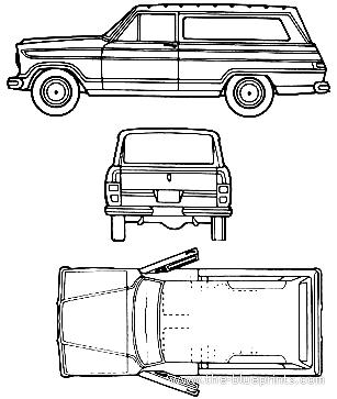 1976 cherokee Schaltplang