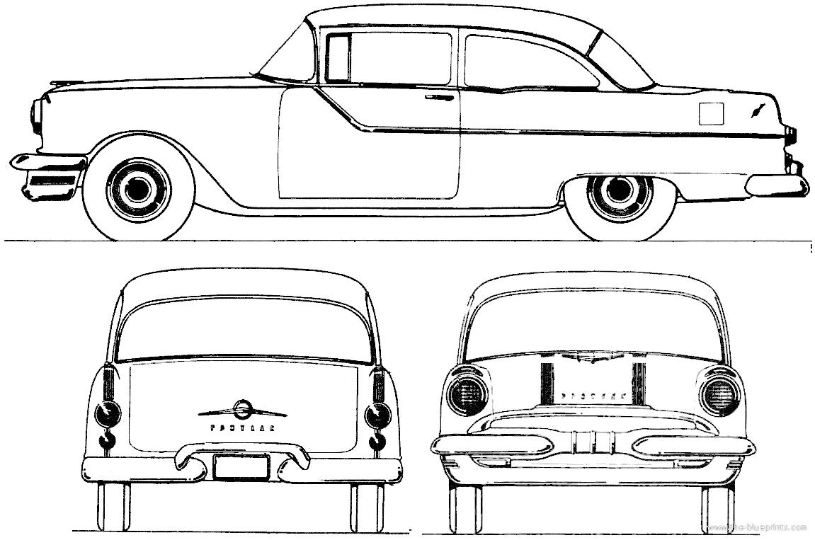 1955 ford 4 door sedan