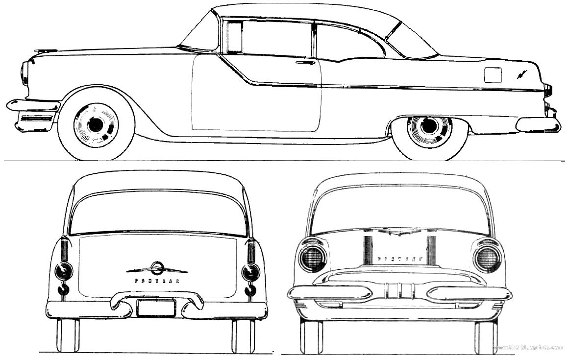 1954 pontiac star chief catalina