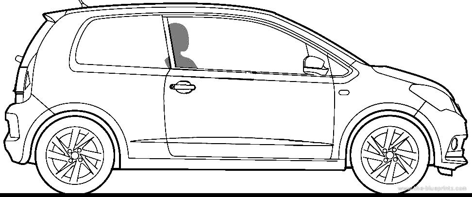 ledningsdiagram seat mii