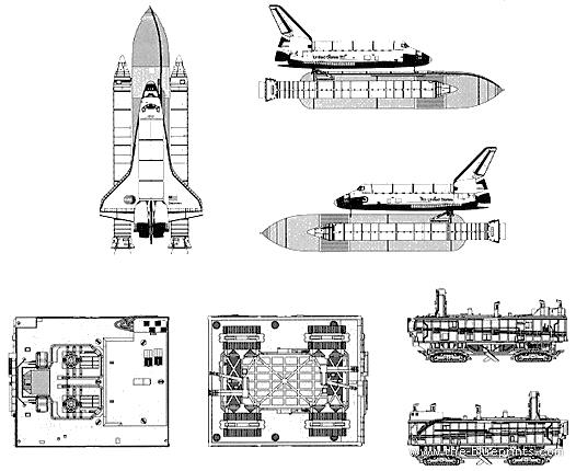 space schematics for minecraft