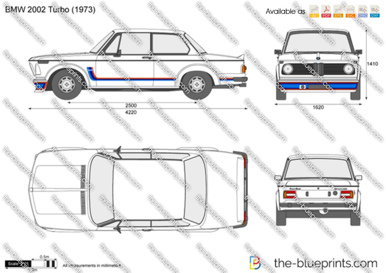 1974 bmw 2002 Schaltplang