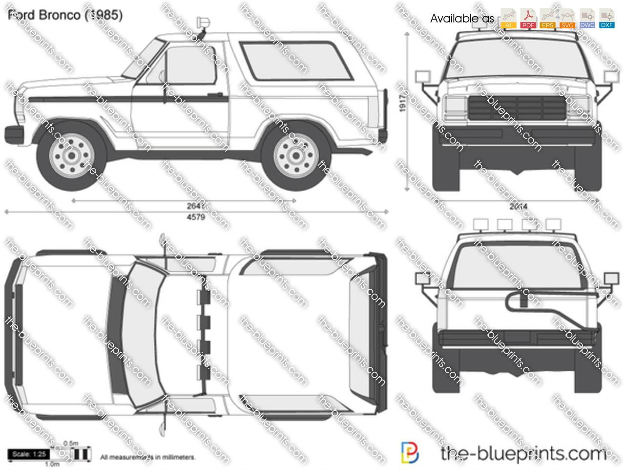 1985 ford e250 Schaltplang