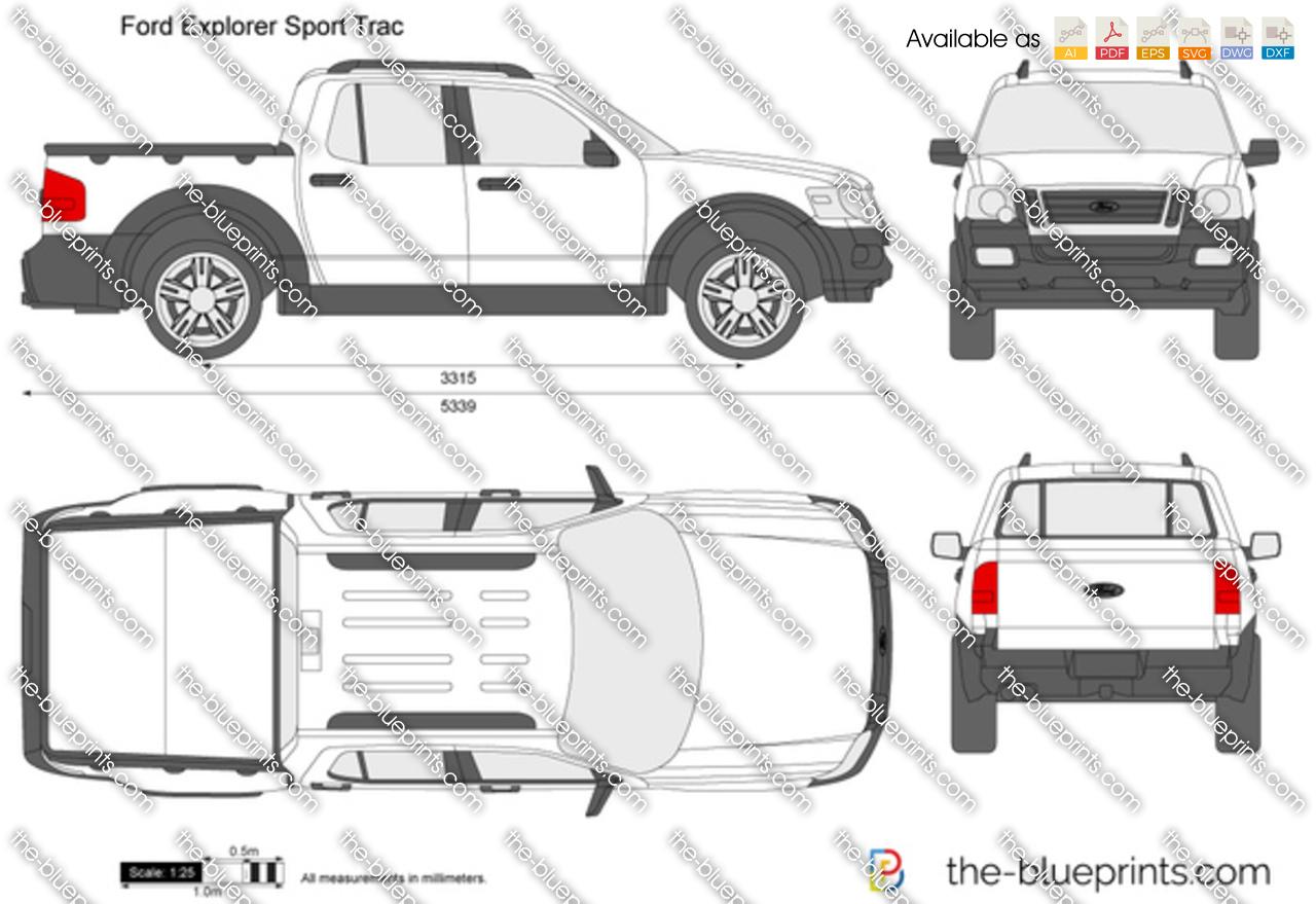 ford escape cargo space