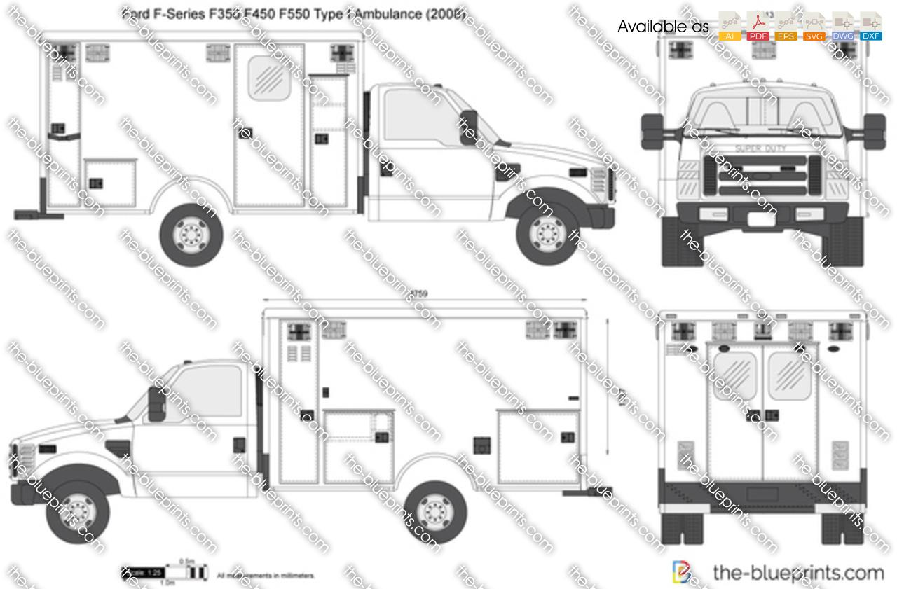 ford f550 truck specs