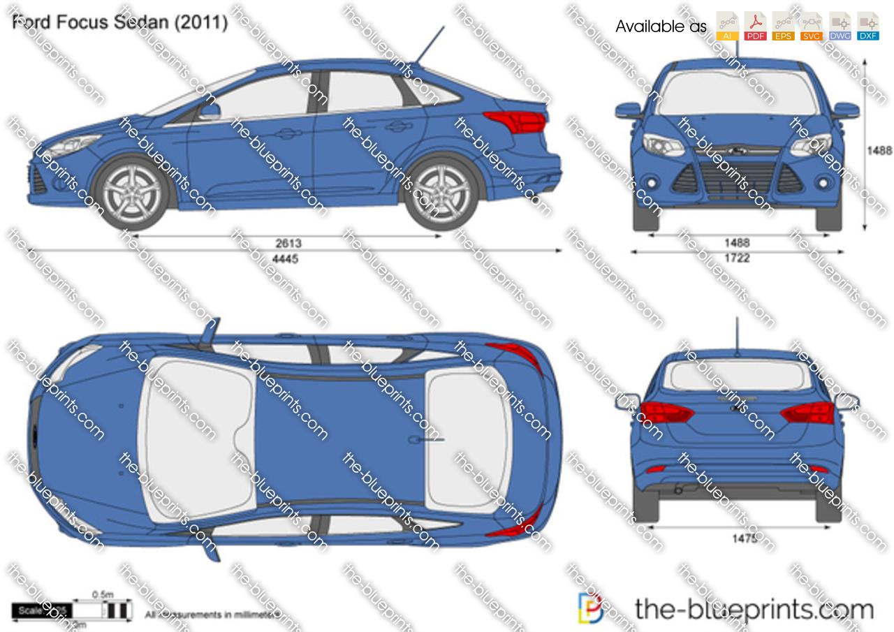 2014 ford focus se Schaltplang