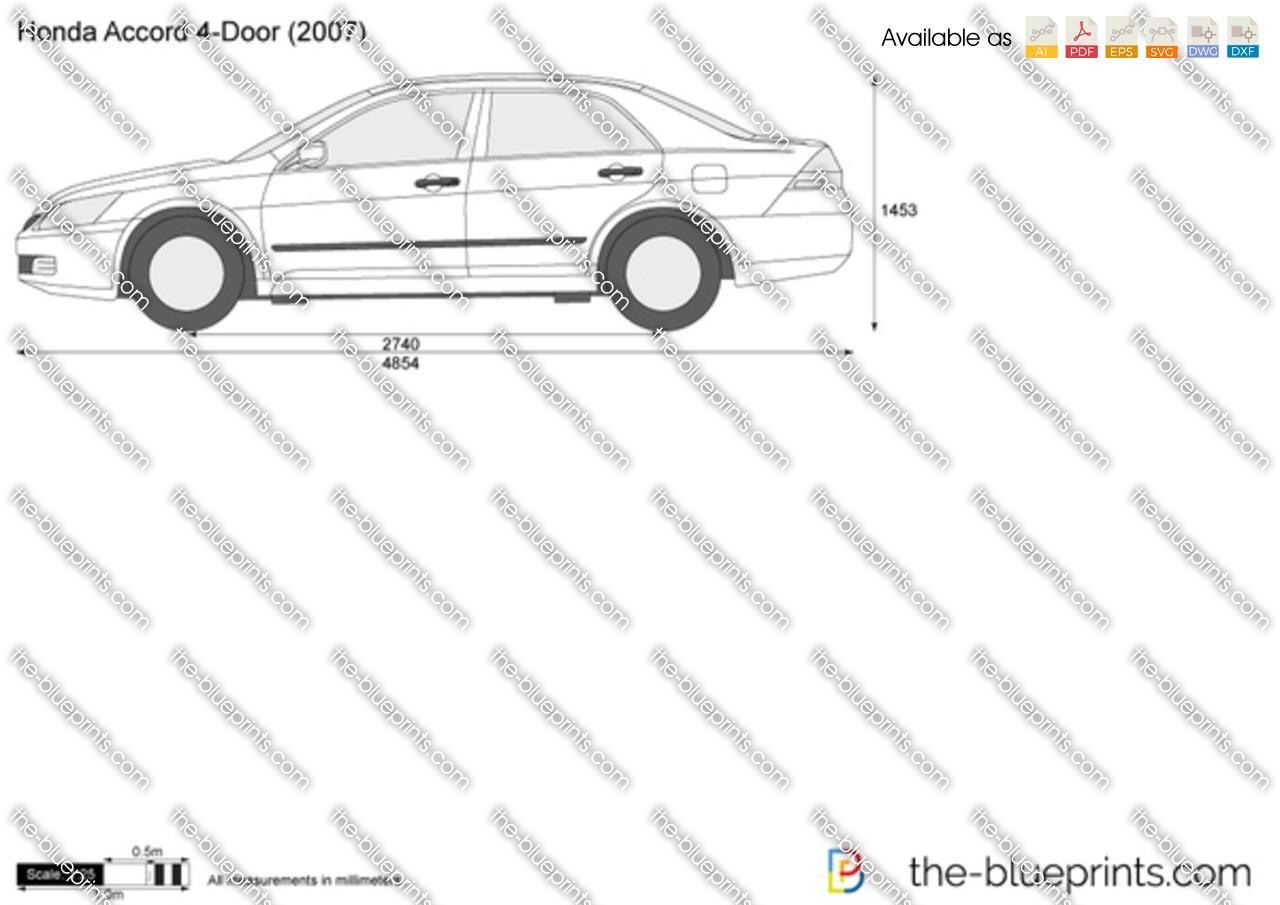 honda accord 4 auto electrical wiring diagram