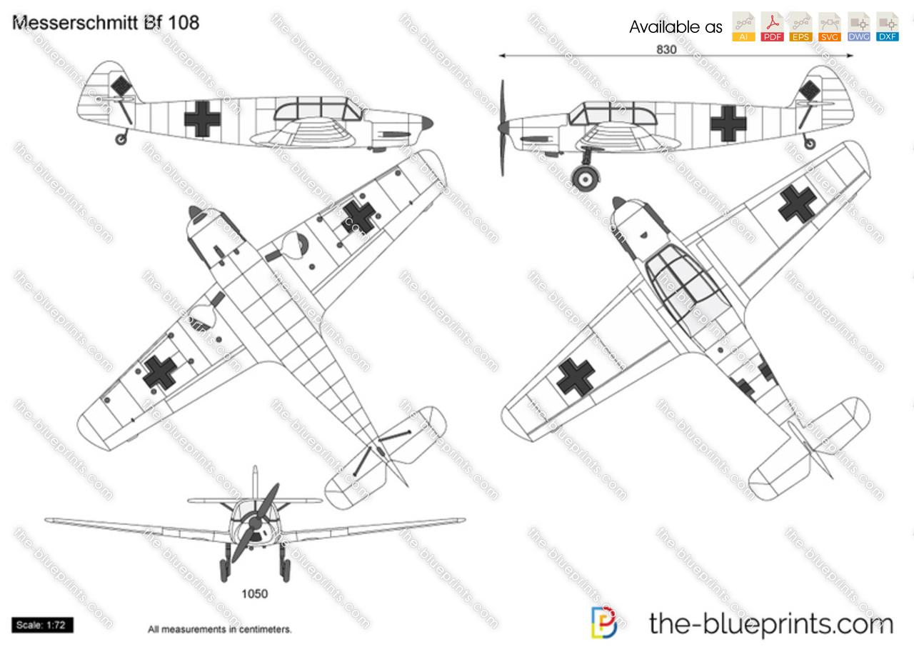 bf 108 aircraft