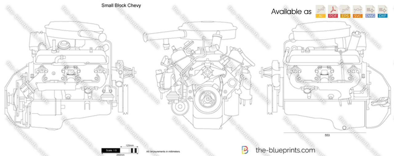 chevy small block ledningsdiagram