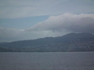Hawaii big island coast line. THE CHESAPEAKE TODAY photo