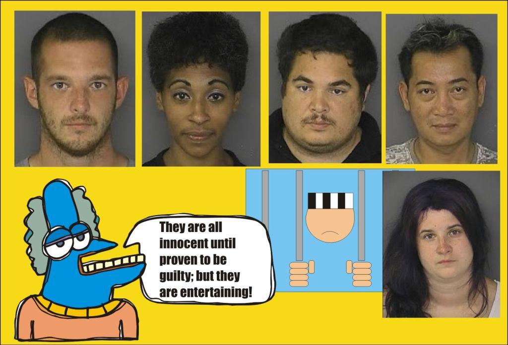 Lexington Park yahoo arrests for 082415