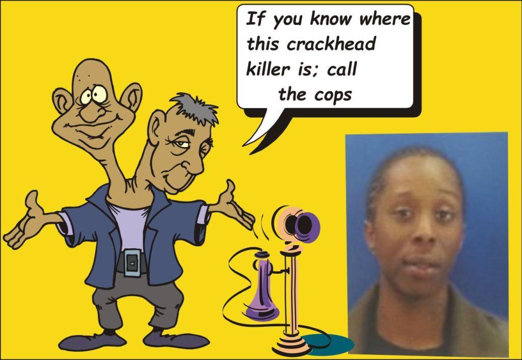 Crackhead killer Johnson Pocomoke City Md 102615