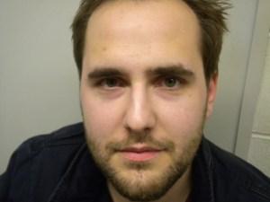 Raymond Elwood Perdue DUI arrest on Feb. 20, 2016 MSP Salisbury by TFC Meier