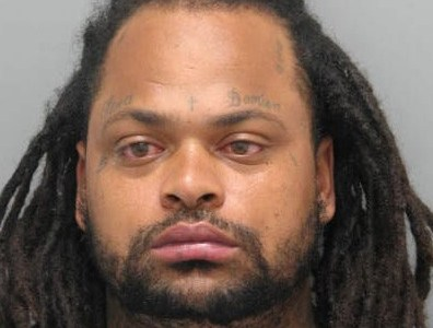 Aaron T. Purnell ex con shot at Delaware State Trooper during foot chase in Dover on July 24, 2016
