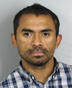 Juan Jose Fernandez charged with felony drug distribution in Fairfax County Va. Aug. 5, 2016.