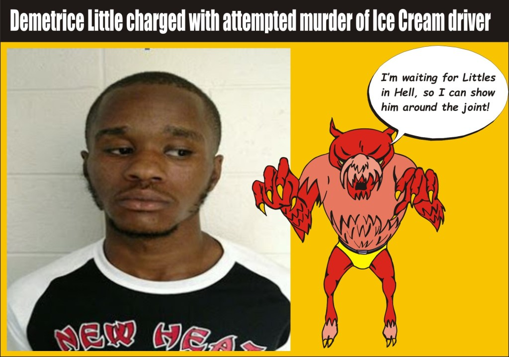 Littles charged in robbery and attempted murder of Ice Cream driver PGPD 072916