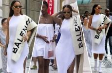 Rihanna Balenciaga Scarf, Rihanna Fashion, Black Fashion Blogs, Black Fashion Bloggers, Black Bloggers, Black Blogs, Black Blog Sites, Black Blog, Black Beauty Blog, Best Black Blogs, Black People Blogs, Black Style Blogs, Houston Fashion Blogger, Houston Fashion Bloggers, Texas Fashion Blogger, Texas Fashion Bloggers, African American Blogs