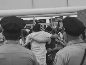DNC Day 2: American Horror Story: Media Tent