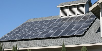 solar off grid home