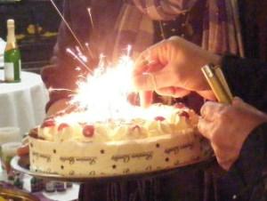 sparklers-on-birthday-cake
