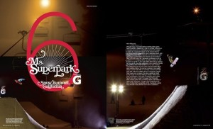 Ms Superpark Opening Spread