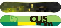 Burton Custom Flying V Squeeze Snowboard