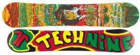 Technine Icon Snowboard Irie