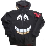 Thirtytwo x DGK Shiloh Jacket Front (Black)