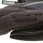 Quiksilver Traivs Rice Square Mitt Finger Detail