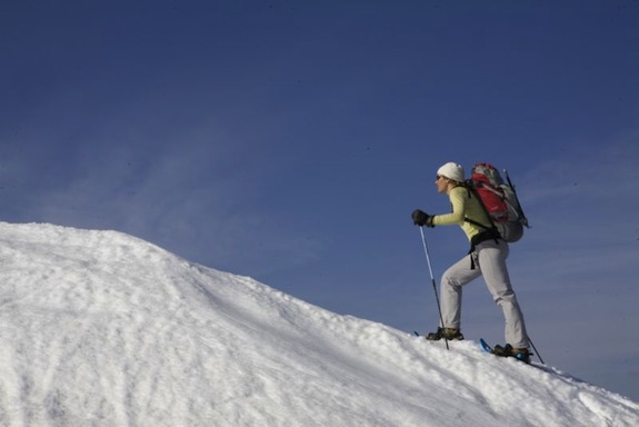 Snowshoeing Terms