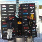 On the Podium  - USASA Nationals
