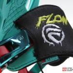 Flow M9-SE Snowboard Bindings - Ankle Ratchet Strap