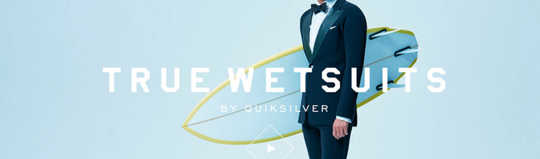 Quiksilver True Wetsuit Featured