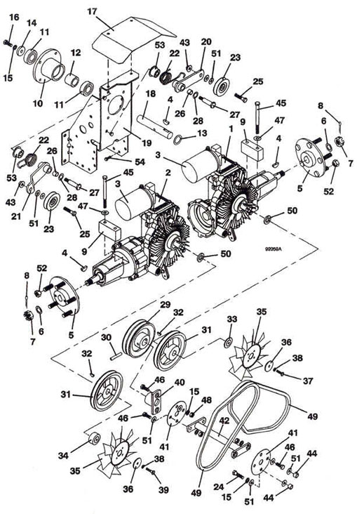 John Deere Rx95 Wiring Diagram - Best Place to Find Wiring and
