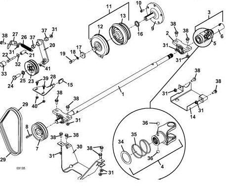 Pto Parts Diagram - Njawwajwiitimmarshallinfo \u2022