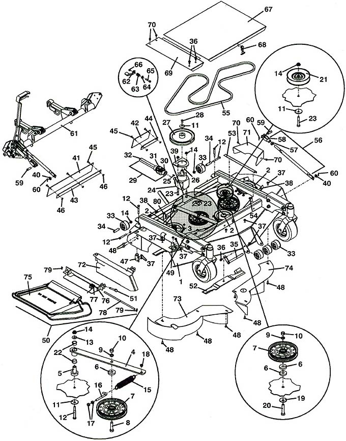 Stupendous Parts For Kubota Gr2100 Auto Electrical Wiring Diagram Wiring 101 Mecadwellnesstrialsorg