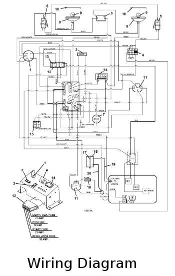 e trailer wiring diagram