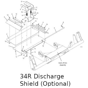 3461R 2014 Rear Discharge Deck - Grasshopper Parts DiagramsThe Mower