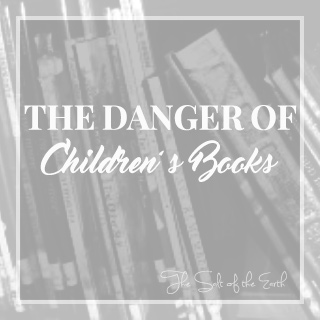 The danger of children's books
