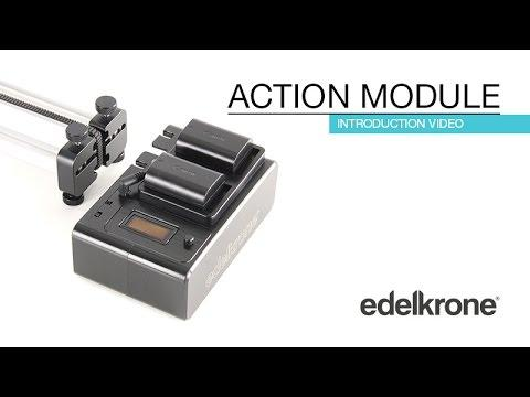 Action Module for Edelkrone Slider