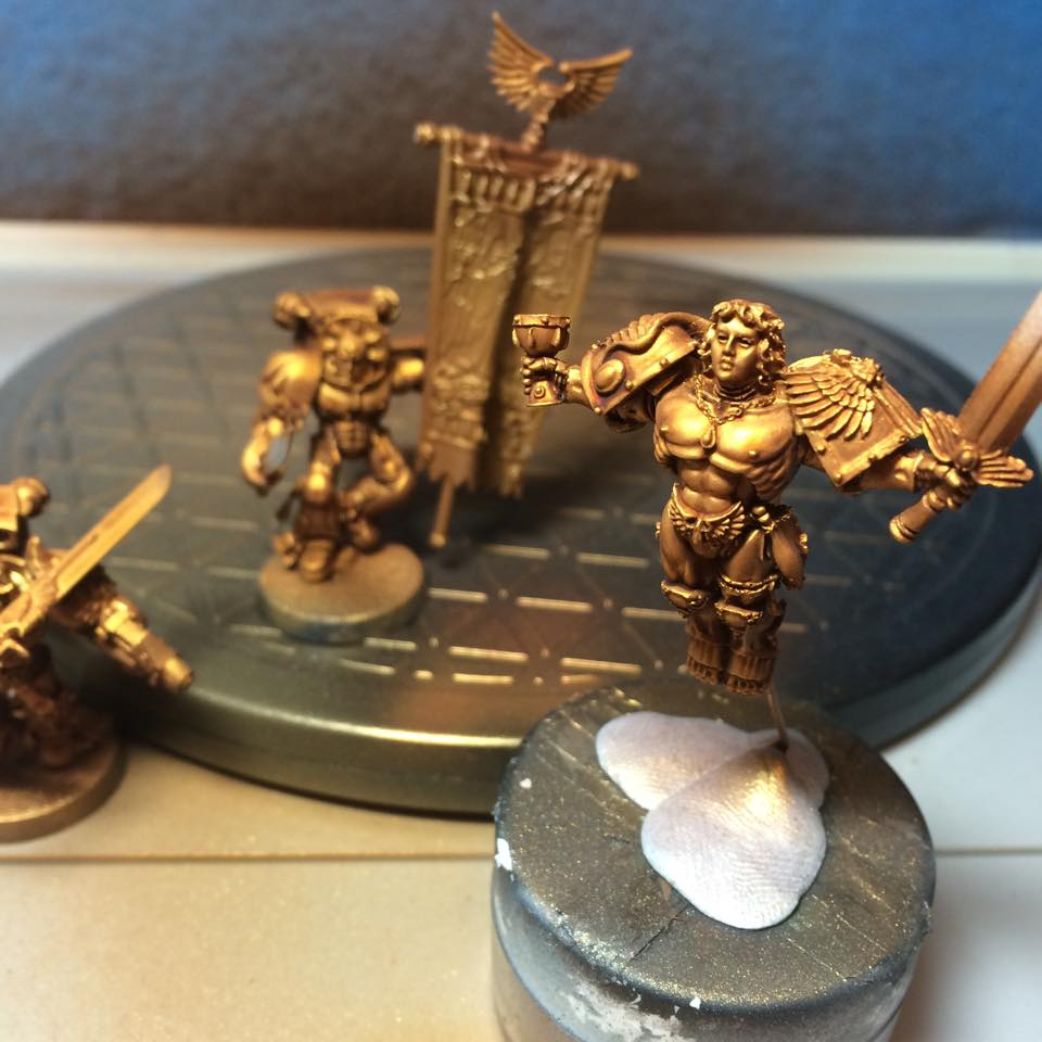 Sanguinary Guard Commission