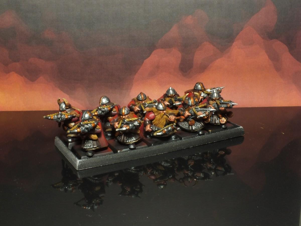 Warhammer Dwarf Commission Part 2