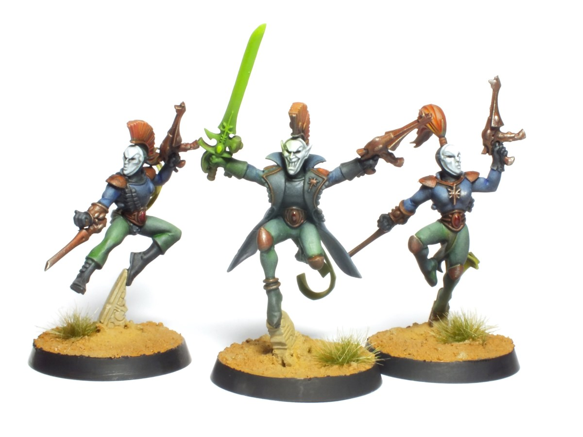 Harlequin Army Lists and Tactics Part 2