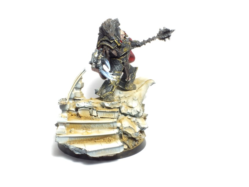 Horus the Warmaster Showcase