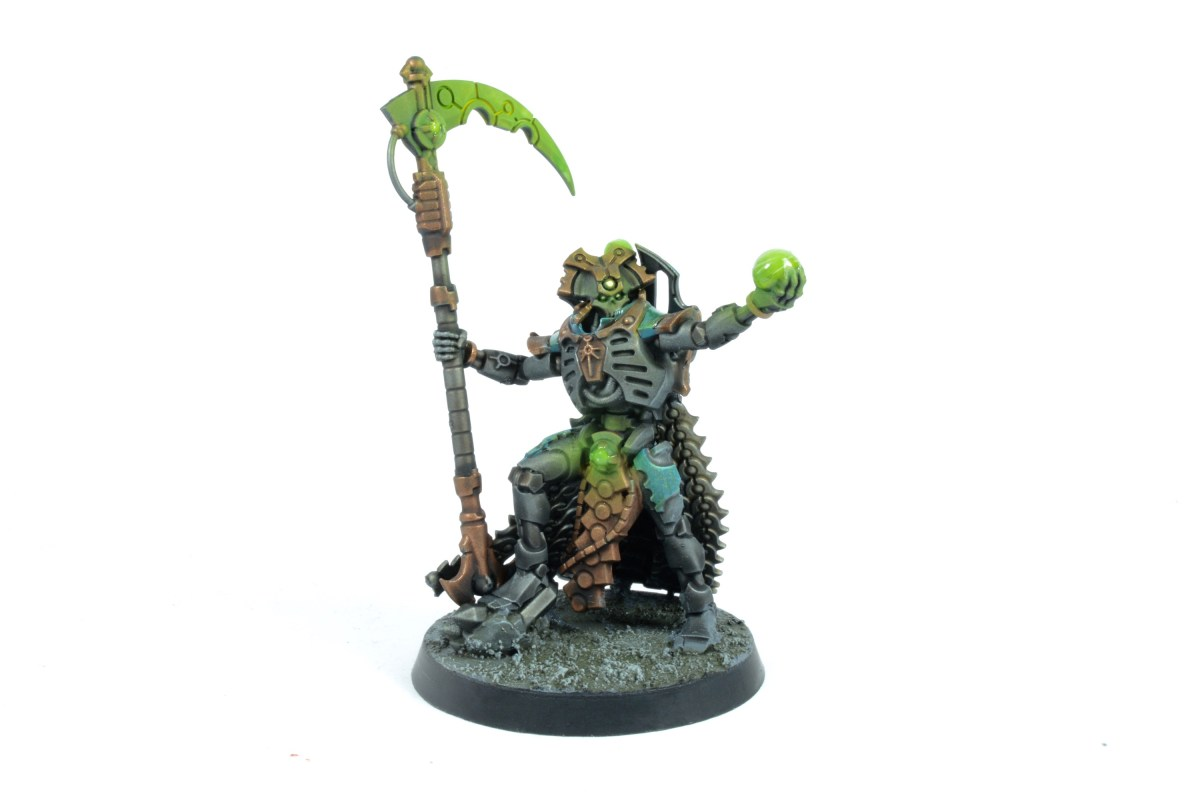 Nihilakh Dynasty Necron Commission Showcase